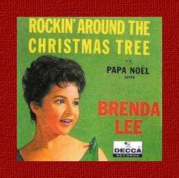~Rockin' Around The Christmas Tree~ Brenda Lee