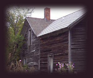 An Old Cabin For Sale