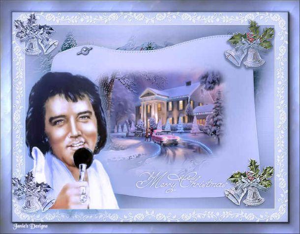If Everyday Was Like Christmas~ Elvis Presley